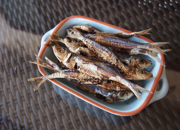 how to prepare sardines for dogs